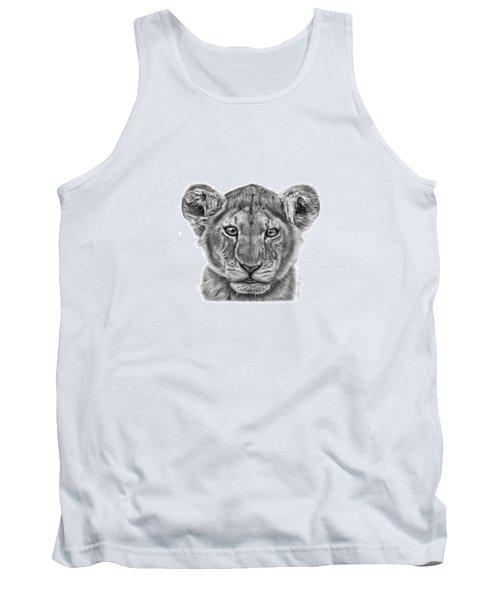 Lyla The Lion Cub Tank Top