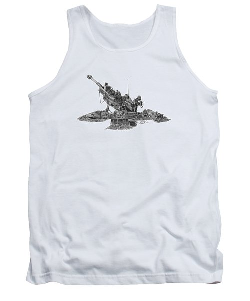 M777a1 Howitzer Tank Top