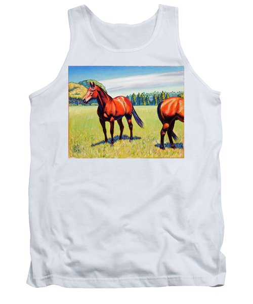 Mac And Friend Tank Top