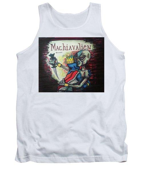 Machiavalien Tank Top