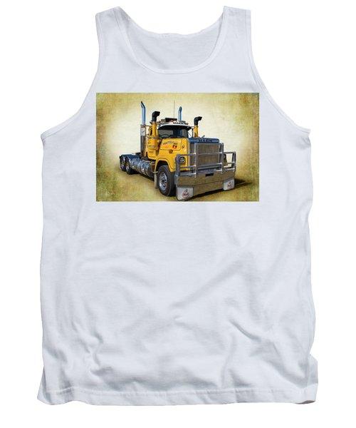 Mack Truck Tank Top