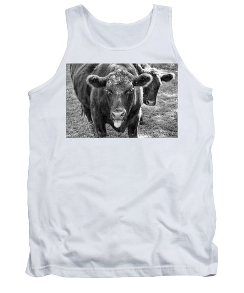Mad Cow  Tank Top