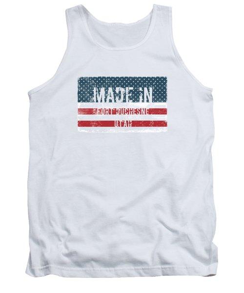 Made In Fort Duchesne, Utah Tank Top