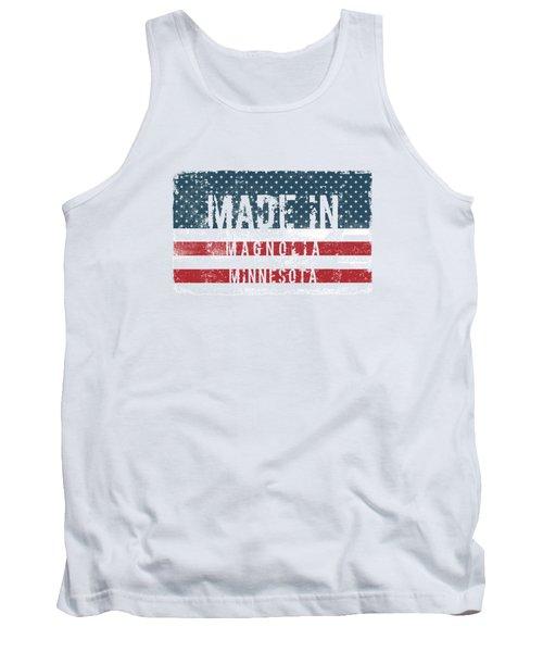 Made In Magnolia, Minnesota Tank Top
