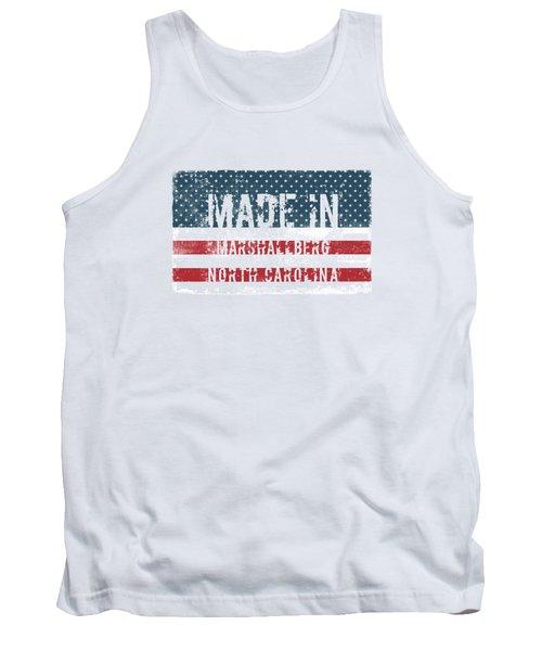 Made In Marshallberg, North Carolina Tank Top