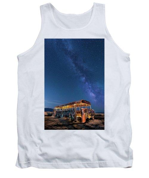 Magic Milky Way Bus Tank Top