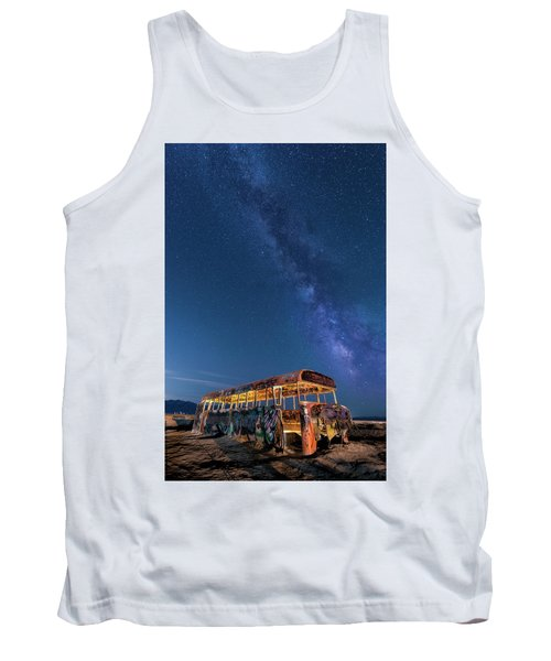 Magic Milky Way Bus Tank Top