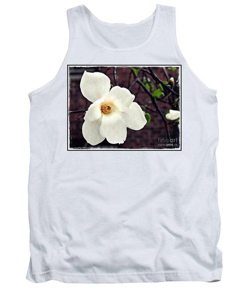 Magnolia Memories 2 Tank Top by Sarah Loft