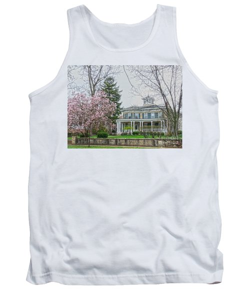 Magnolia Time Tank Top