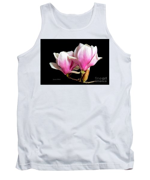 Magnolias In Spring Bloom Tank Top