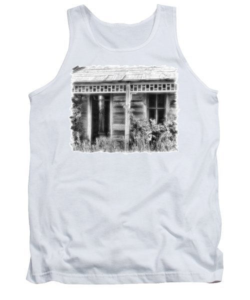Tank Top featuring the photograph Maiden History 2 by Susan Kinney