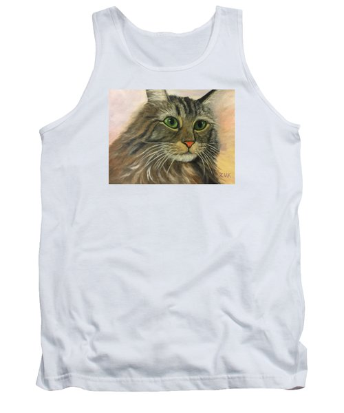 Maine Coon Cat Tank Top