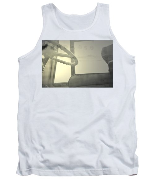 Maintenance  Tank Top by Mark Ross