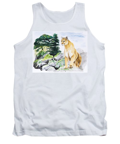 Majestic Domain Tank Top
