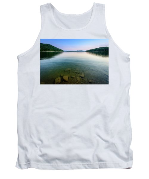 Majestic Lake Tank Top