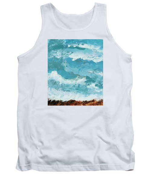 Majestic Tank Top by Nathan Rhoads