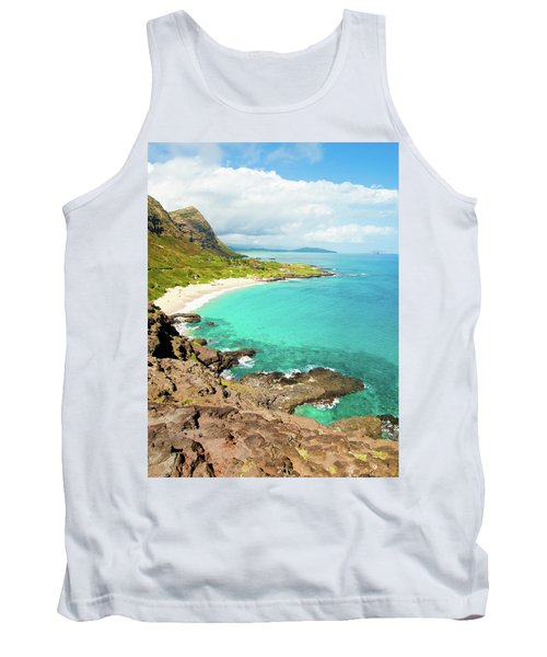 Makapu'u Beach Tank Top