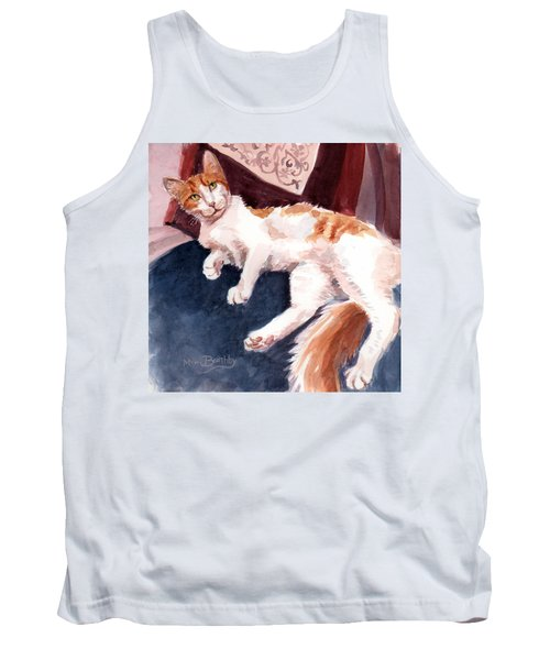 make yourself at home - Mr Fox Tank Top