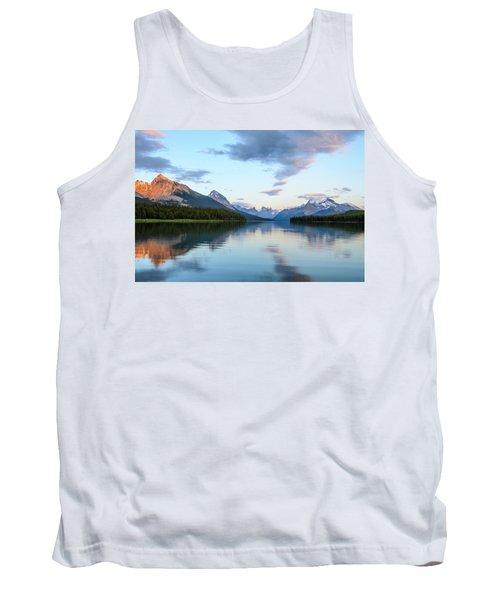 Maligne Lake Tank Top