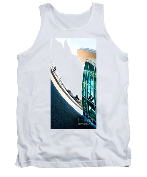 Mam Curved Tank Top