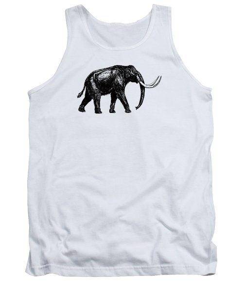 Mammoth Tee Tank Top by Edward Fielding