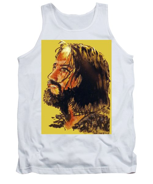 Man Of Sorrows Tank Top