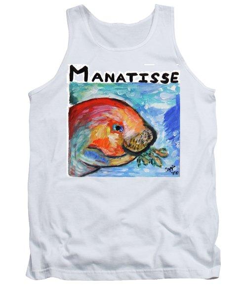 Manatisse Tank Top