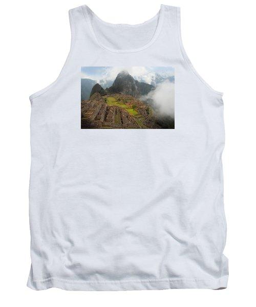 Manchu Picchu Tank Top