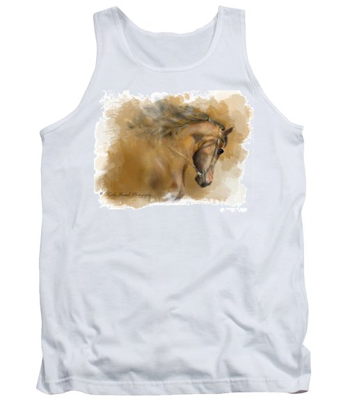 Mangalarga Marchador Tank Top