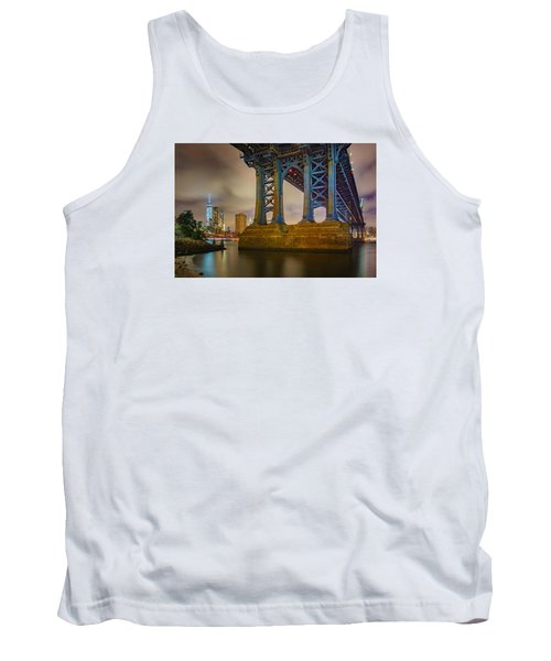 Manhattan Steel Tank Top