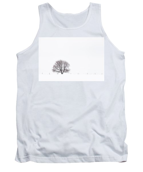 Manitoba Winter Tank Top