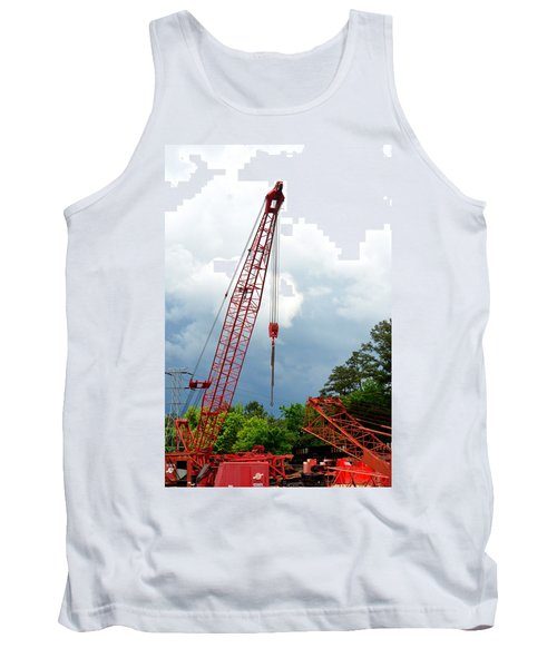 Manitowoc Crane 2015 Tank Top