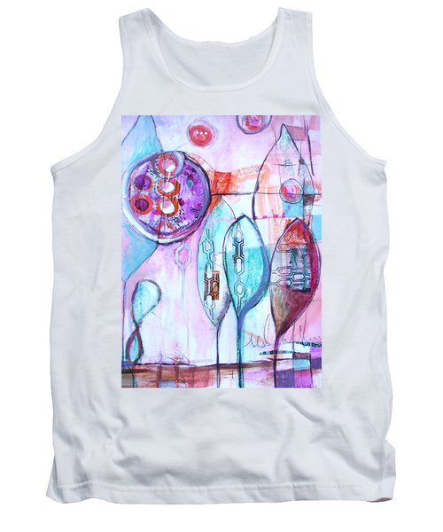Many Moons Tank Top