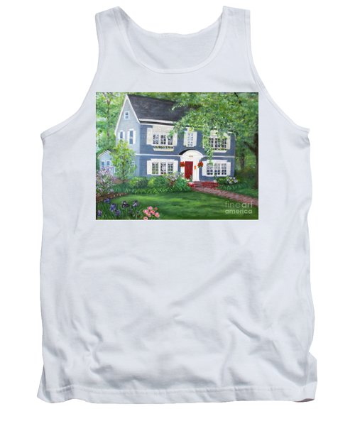 Maplewood Colonial Tank Top