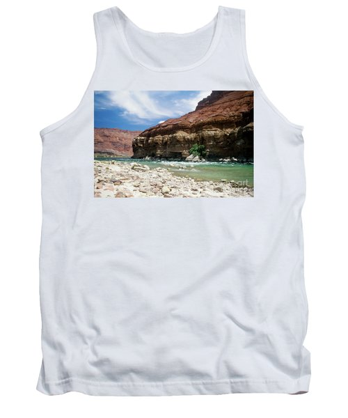Marble Canyon Tank Top by Kathy McClure