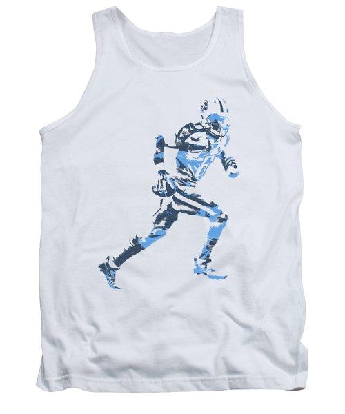 Marcus Mariota Tennessee Titans Pixel Art T Shirt 2 Tank Top