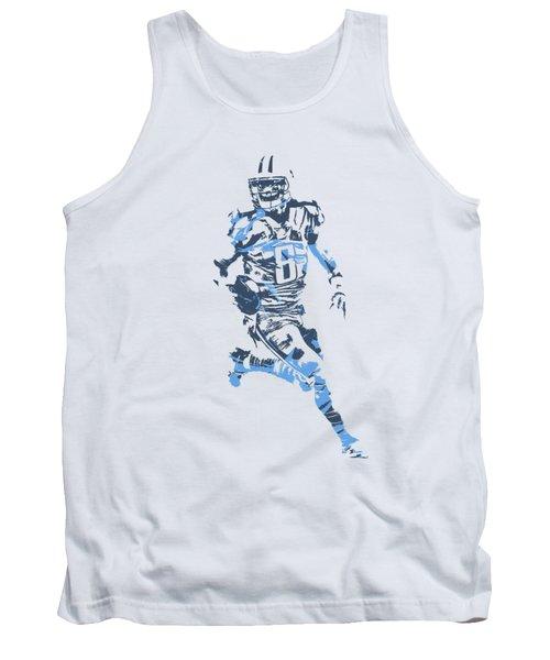 Marcus Mariota Tennessee Titans Pixel Art T Shirt 3 Tank Top
