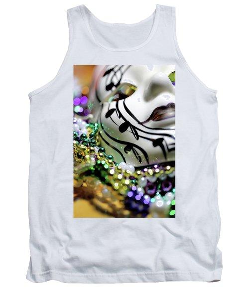 Mardi Gras I Tank Top