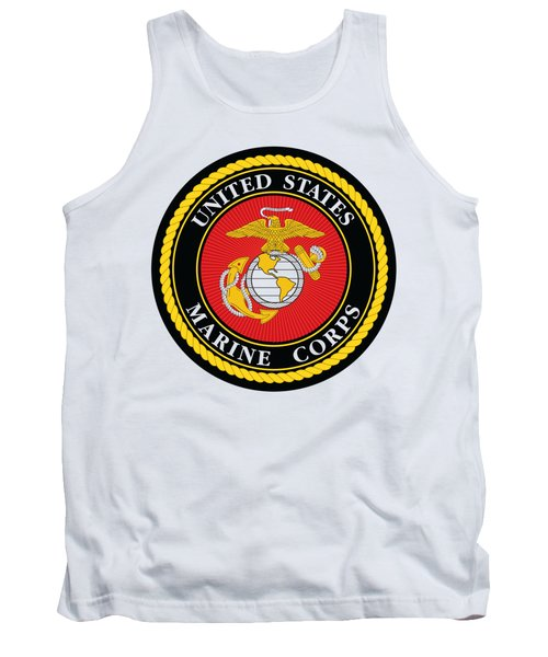 Marine Corps Seal Tank Top