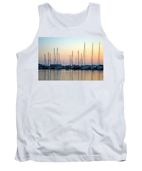 Marine Reflections Tank Top
