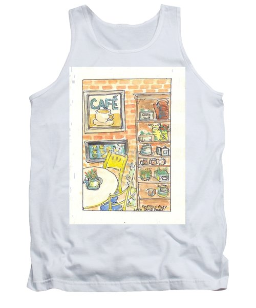 Martello Alley Tank Top