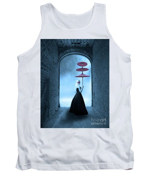 Tank Top featuring the photograph Masquerade by Juli Scalzi