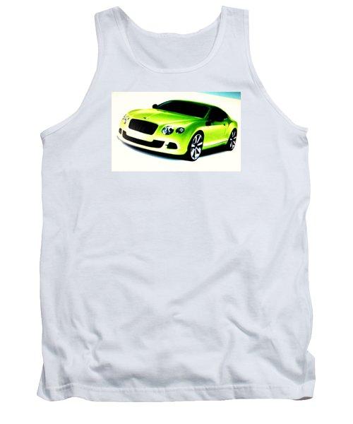 Matchbox Bentley Tank Top
