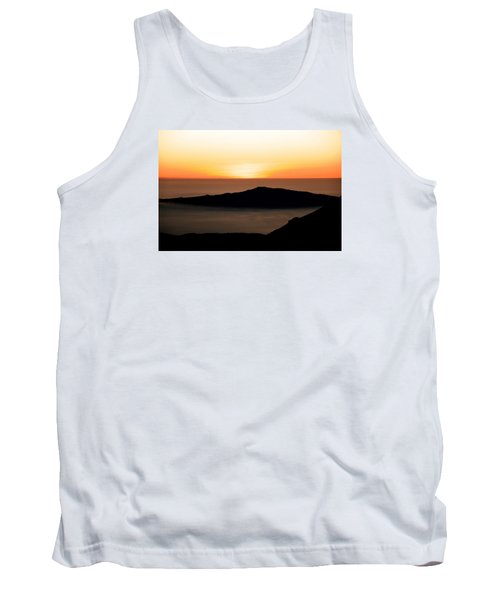 Mauna Kea Sunset Tank Top