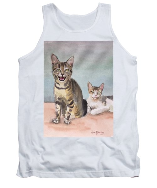 Maxi And Girlfriend Tank Top