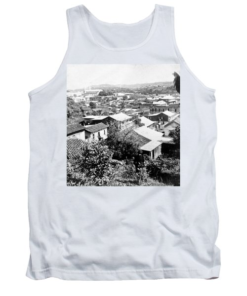 Mayaguez - Puerto Rico - C 1900 Tank Top by International  Images