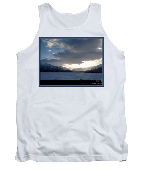Tank Top featuring the photograph Mckinley by James Lanigan Thompson MFA