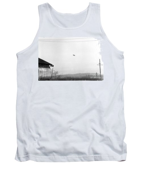 Mcminnville Ufo Sighting, 1950 Tank Top