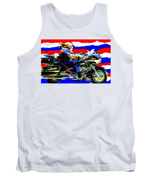 Mead In America Tank Top