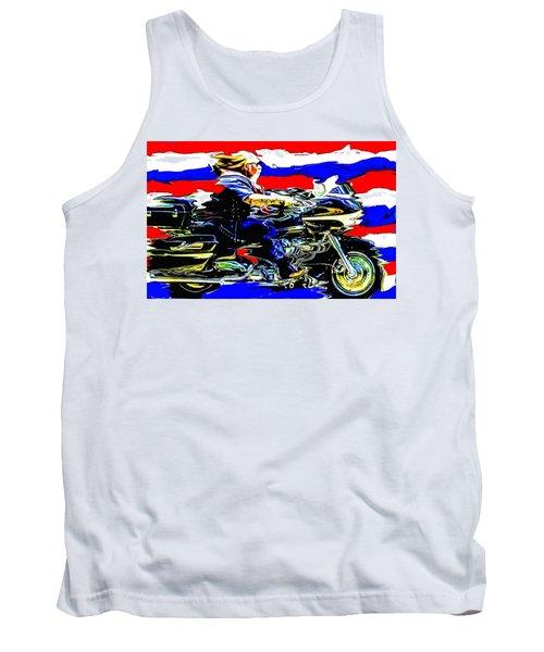 Mead In America Tank Top